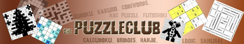 Puzzle Club: Play Sudoku, Hanjie, Kakuro...