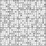 Grille de sudoku 25x25